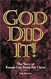 God Did It!, Vidy Metsker, 1579213235