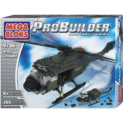 PROBUILDER ARMY CHOPPER: Toys & Games