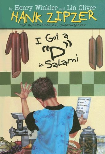 "I Got a ""D"" in Salami (Hank Zipzer, the World's Greatest Underachiever) pdf epub"
