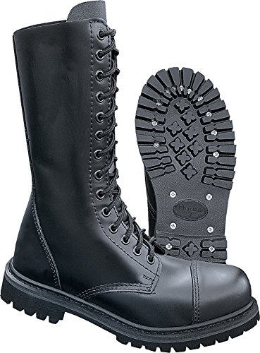 Tailles À trous Différentes Brandit Boots Versions 36 14 47 Phantom wYqO6I