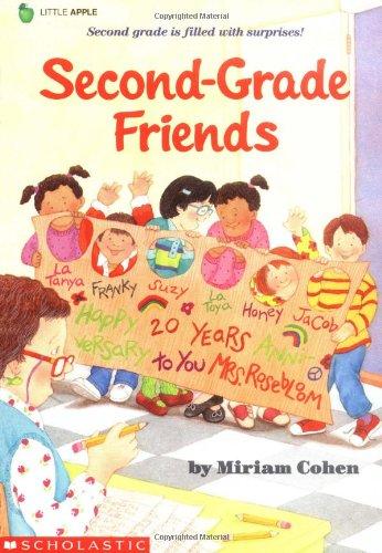 Second Grade Friends ()