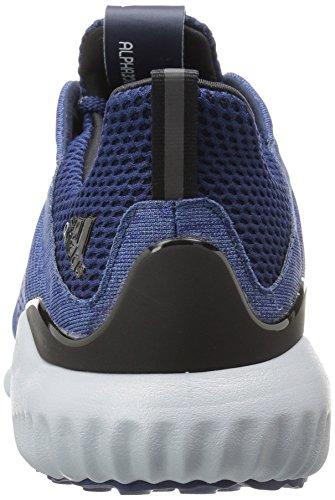 Adidas Mannen Alphabounce Em Ben Loopschoen Collegiale Navy / Bijkeuken Zwart / Mystery Blue