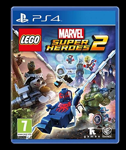 Buy LEGO Marvel Super Heroes 2 (PS4) Online at Low Prices in India ...