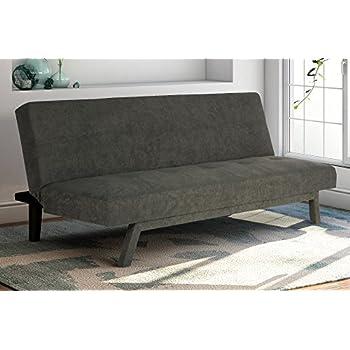 Amazon Com Dhp Premium Austin Convertible Sofa Sleeper