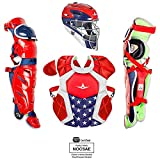 All-Star Youth System7 Axis USA Pro Catching Kit
