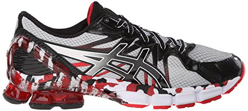 Sendai Onyx Red ASICS Running Men 3 Shoe Black Gel EpPHqxpA