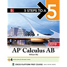 5 Steps to a 5: AP Calculus AB 2019