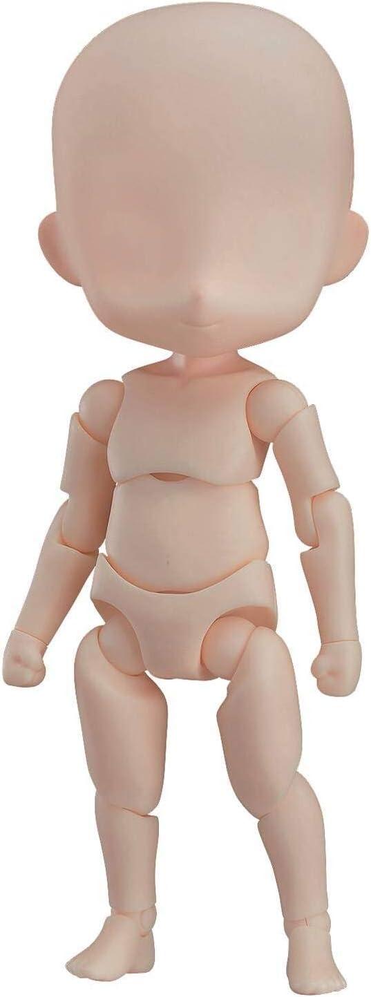 Q version Child PVC Figure Toy New In Box 14cm Nendoroid Doll Archetype