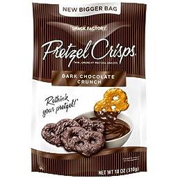 Chocolate Pretzel Crisp - 18 oz. (pack of 2)