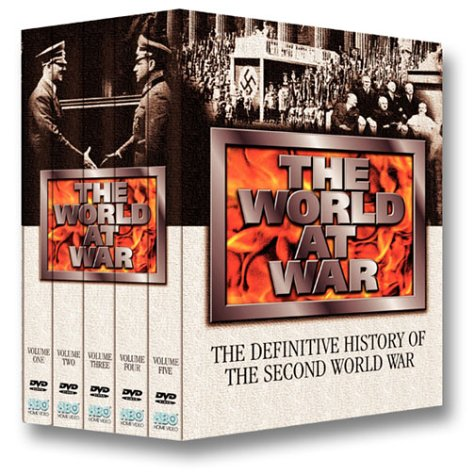 The World At War - Complete Set by Hbo Home Video