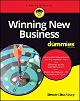 Winning New Business For Dummies Front Cover