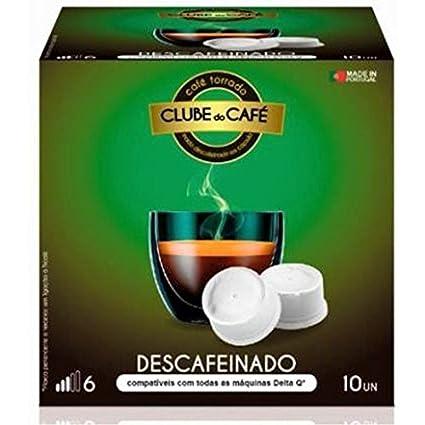 CAFÉ DESCAFEINADO 10 CÁPSULAS BICAFÉ, COMPATIBLES DELTA Q