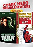 Comic Hero Double Feature (Incredible Hulk Returns/How to Draw Comics the Marvel Way)