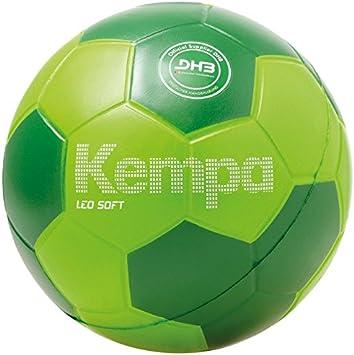 Kempa Leo Soft Balón de Entrenamiento, Infantil, Verde (Esperanza ...