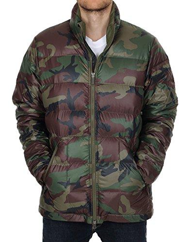 Dri Fit Running Jacket Green Multi product image