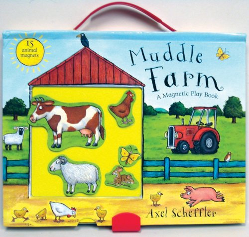 Muddle Farm: A Magnetic Play Book