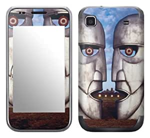 Zing Revolution MS-PFLD30275 Pink Floyd - Division Bell Cell Phone Cover Skin for Samsung Galaxy S 4G (SGH-T959V)