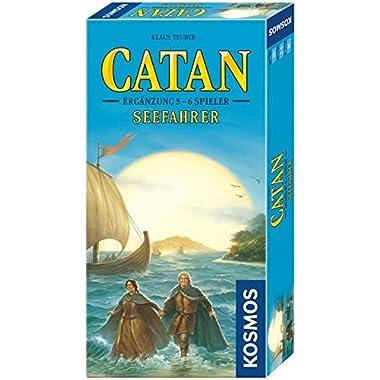 Kosmos - Die Siedler Von Catan : Seefahrer Extension 5/6 joueurs