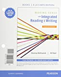 Making Sense with Integrated Reading and Writing, Books a la Carte Edition