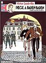 Victor Sackville, tome 11 : Piège à Baden-Baden par Carin
