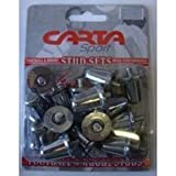 Rugby Boots Aluminium Studs Pack Of 12 (x2)