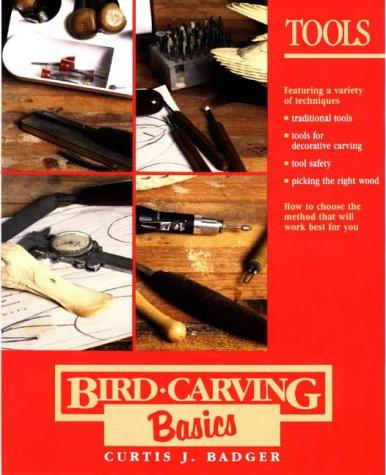 Bird Carving Basics: Tools