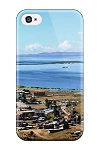 Frank J. Underwood's Shop Fashionable Iphone 4/4s Case Cover For Titicaca Lake Protective Case 6925135K52953257