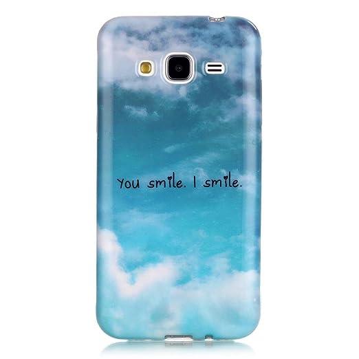 12 opinioni per KATUMO®Custodia Galaxy J3, Case Ultra Sottile Silicone Gel Cover per Samsung