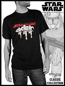 ABYstyle ABYTEX036 - Disfraz de Star Wars para hombre (adulto) (talla S)