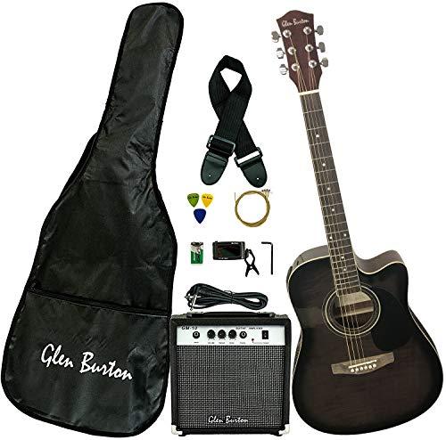 Glen Burton GA204BCO-BK Acoustic