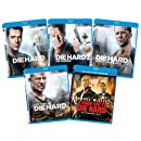 Die Hard: The Complete Collection (Die Hard / Die Hard 2 / Die Hard with a Vengeance / Live Free or Die Hard / A Good Day to Die Hard) [Blu-ray]