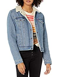 womens Original Sherpa Trucker Jackets