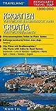 Cartes de voyage Croatie, Vénétie, Istrie