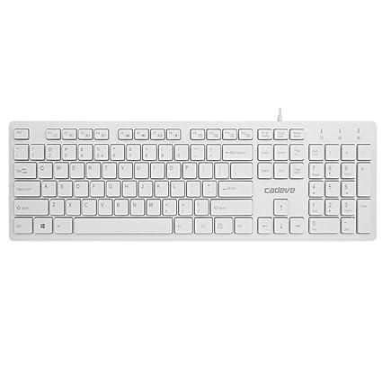Amazon com: Guanwen Gaming Keyboard,Wired USB Waterproof