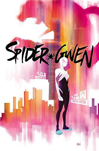 Spider Man Jessica Drew (Spider-Gwen Vol. 1: Greater)