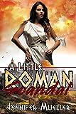 A Little Roman Scandal by Jennifer Mueller front cover