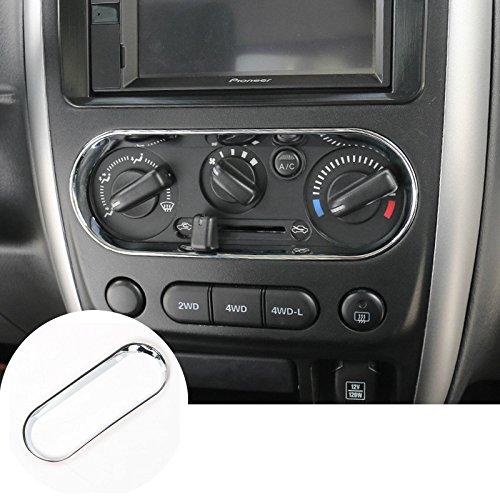 Interior Air Condition Button Frame Cover JINYIYUAN
