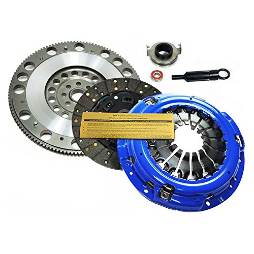 EFT STAGE 2 CLUTCH KIT & FLYWHEEL 2006-2014 SUBARU IMPREZA WRX 2.5L TURBO ()