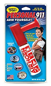 SAFETY-SPORT PERSONAL 911 AIR HORN