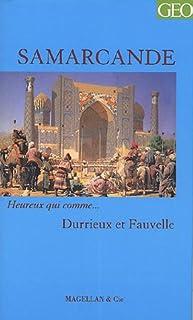 Samarcande : récit, Durrieux, Alcée