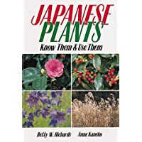 Japanese Plants Know Them and Use Them