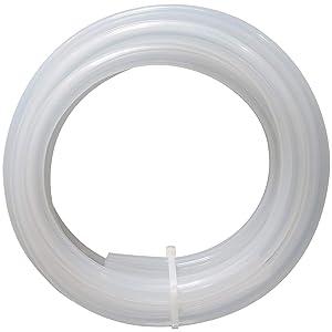 Pure Silicone Tubing 1/2
