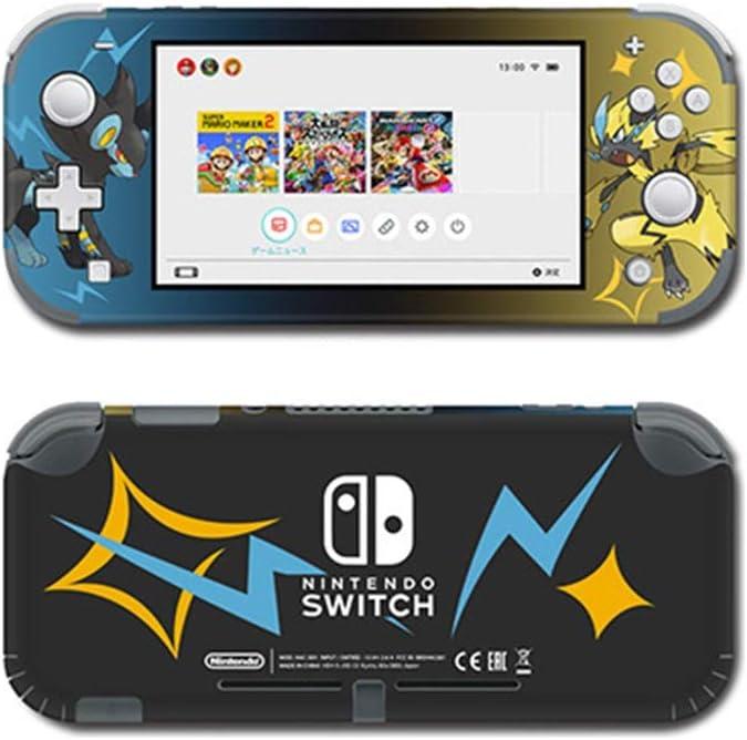 KEHUITONG Nintendo Switch Lite - Protector de piel para Nintendo Lite NS accesorios Película protectora para espada/escudo Pokemon: Amazon.es: Hogar