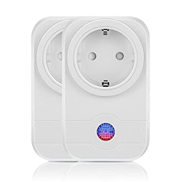 Smarte Steckdose Smart Home Kompatibel Mit Amazon Alexa Timer