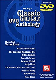 Mel Bay Classic Guitar DVD Anthology