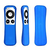 SIKAI New Patent Apple TV 3Gen Remote case Non-Slip-Grip & Secure for Apple TV 3Gen Remote Ergonomic design Dustproof Silicone case for Apple TV remote control case Old Apple TV FBA case (Blue)