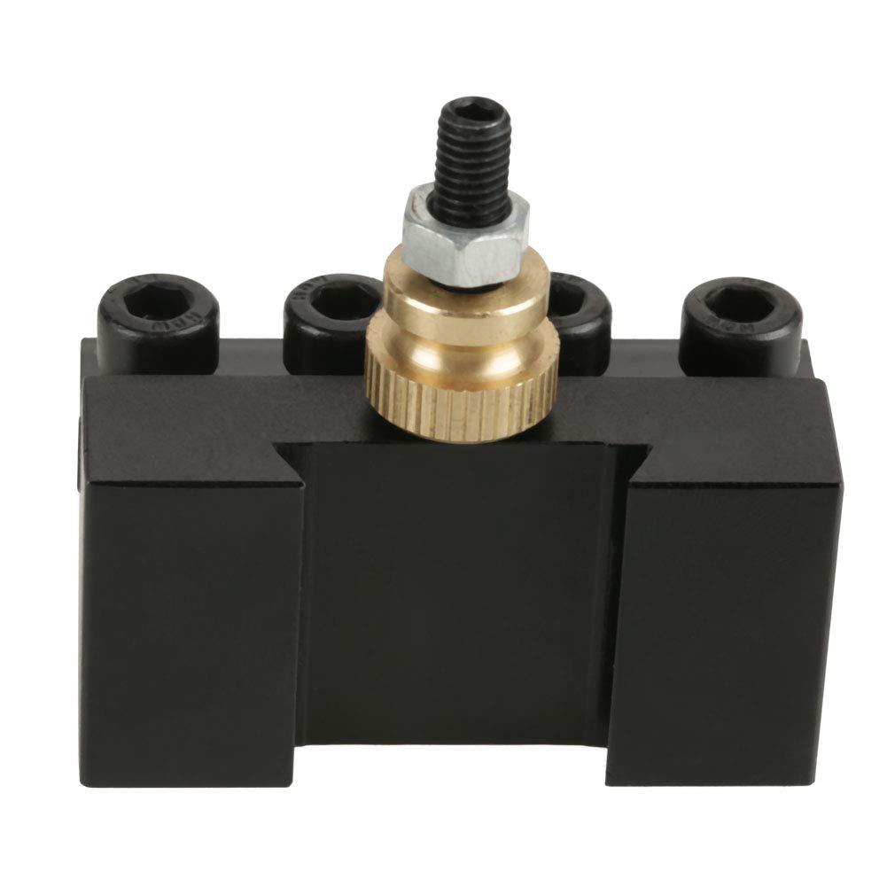 Kit Porta Post OKBY 0xa Tool Post 4pcs Mini Strumento Cambio rapido tornio