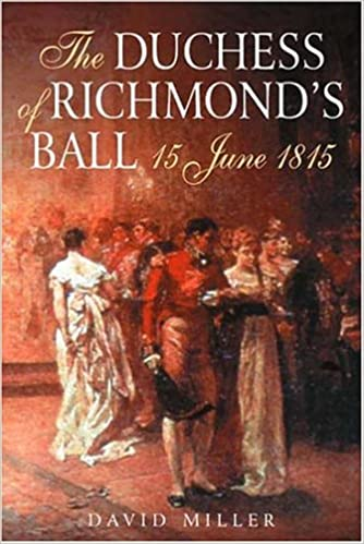 Duchess of Richmond's Ball