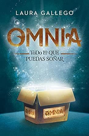 Omnia Todo Lo Que Puedas Soñar Spanish Edition Ebook Gallego Laura Kindle Store