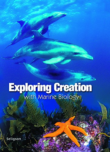 Exploring Creation with Marine Biology, Student Text only